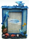 IWGAC 080-35292 Dolphin Picture Frame