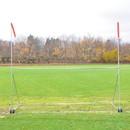 Jaypro PPG-4HS Portable Practice Football Goal (High School)