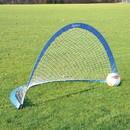 Jaypro Pop-Up Goal Large - Blue