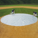 Jaypro 18Ft Round Wind Weighted Mound Cover