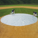 Jaypro 26Ft Round Wind Weighted Mound Cover