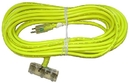 50 Ft 12/3 Extension Cord - Triple Tap