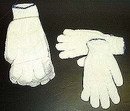 1 Dz. (12 Pairs)  Cotton Gloves