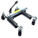 1250 Lbs Hydraulic Vehicle Moving Wheel Dolly