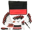 100 Pcs Screwdrivers Set with Pouch