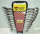 11 Pcs Combination Wrench Set -