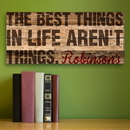 JDS CA0027 Best Thing In Life Personalized Canvas Print