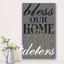 JDS CA0034 Sweet Blessings Personalized Canvas Print