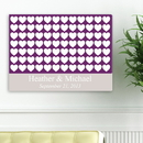 JDS CA0041 Heartful Wishes Personalized Canvas