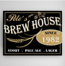 JDS CA0111 Personalized Brew House Canvas