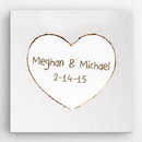 JDS CA0115 Personalized Romance & Love Canvas