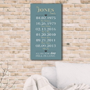 JDS CA0153 All Because Two Fell In Love Canvas Print