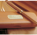 JDS Personalized Genuine Rosewood Pen and Case