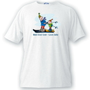 JDS GC1052 Personalized Dad T Shirt - Best Dad Ever