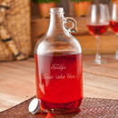 JDS GC1092 Personalized Wine Jug