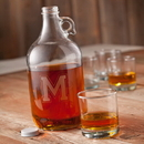JDS GC1094 Personalized Whiskey Growler