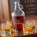 JDS GC1098 Personalized Distillery Growler Set