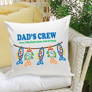 JDS GC1108 Personalized Parent Throw Pillows