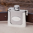 JDS GC1219 Belt Buckled Flask