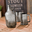 JDS GC1252 Gunmetal Beer Growler Set