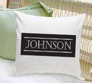 JDS GC1259 Family First Throw Pillow