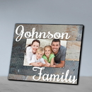 JDS GC1294 Family Wood Grain Picture Frame