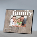 JDS GC1296 Personalized Our Family Picture Frame