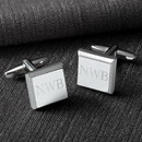 JDS GC1300 Modern Square Cufflinks
