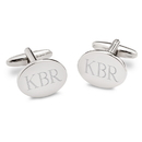 JDS GC1369 Modern Oval Cufflinks