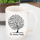 JDS GC1423 Family Roots Coffee Mug