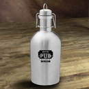 JDS GC1435 Personalized Stainless Steel Growler