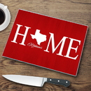 JDS GC1495 Personalized Home State Cutting Board