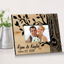 JDS GC1544 The Tree of Love Wooden Picture Frame