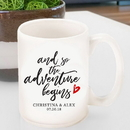 JDS GC1687 Peresonalized Coffee Mug