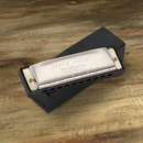 JDS GC414 Stainless Steel Harmonica