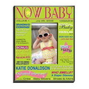 JDS GC735 Personalized Baby Girl Magazine Frame
