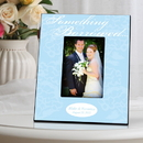JDS Personalized Something Blue Picture Frame