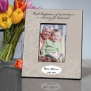 JDS Personalized Each Happiness Memorial Picture Frame