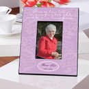 JDS Personalized In Our Hearts Memorial Picture Frame