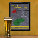 JDS Personalized Golf Tavern Sign