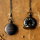 JDS GC938 MIDNIGHT Pocket Watch