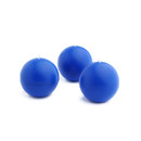 "Jeco CBZ-009 2"" Blue Ball Candles (12pc/Box)"