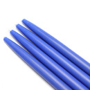 "Jeco CEZ-033 10"" Blue Taper Candles (1 Dozen)"
