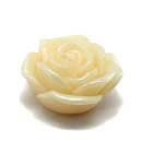 "Jeco CFZ-071_12 3"" Ivory Rose Floating Candles (144pcs/Case) Bulk"