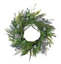 Jeco Dorcas 26 Inch Christmas Wreath