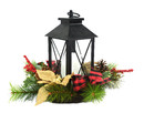 Jeco CHD-ID115 Candle Holder With Wreath