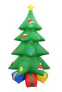Jeco CHD-OD054 8Ft Christmas Tree Inflatable