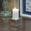Jeco CPZ-172_48 2 x 3 Inch White Pillar Candles - Set of 48