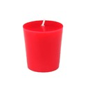 Jeco CVZ-010 Red Votive Candles (12pc/Box)