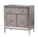 Jeco F-SF047 Wooden 1 Drawer 2 Door Cabinet